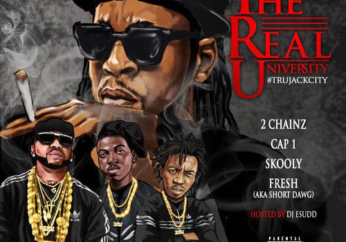 "2 Chainz Ft. Young Dolph & Cap 1 ""Trap House Stalkin"""