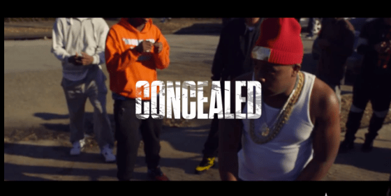 "Yo Gotti ""Concealed"" (Video)"