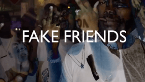 Hollywood Luck Ft. Coke Bumaye & Dono Vegas 'Fake Friends'