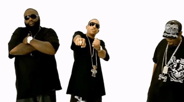 "Throwback_ Ludacris ft. Rick Ross, Bun B ""Down In Tha Dirty"""