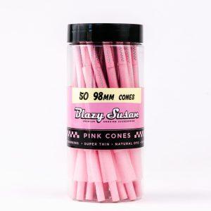 Blazy Susan Pre Rolled Cones 50 Count