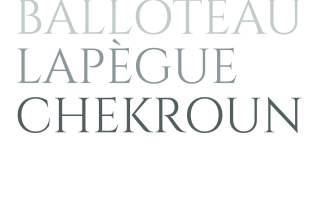logo balloteau lapegue chekroun