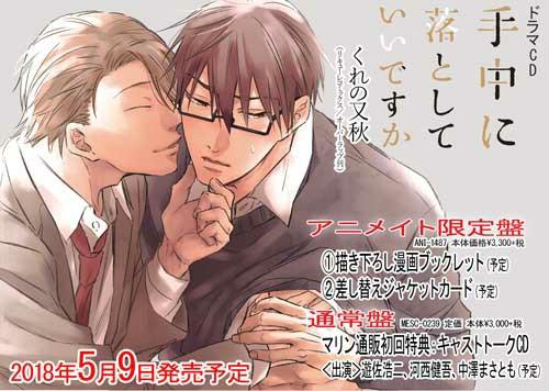 BLCD Shuchuu ni Otoshite Ii desu ka 手中に落としていいですか