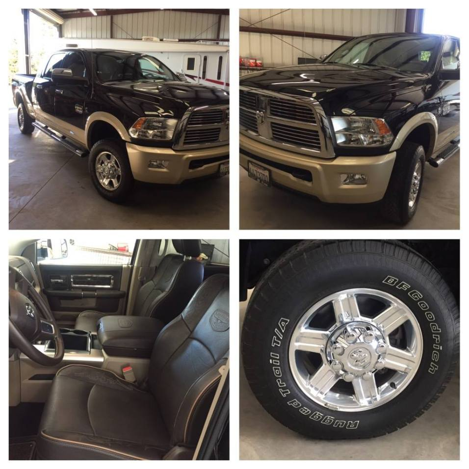 Ram Truck Cleaning | Fresno Mobile Detailing