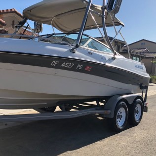Fresno Mobile Detailing | Detailed Boat