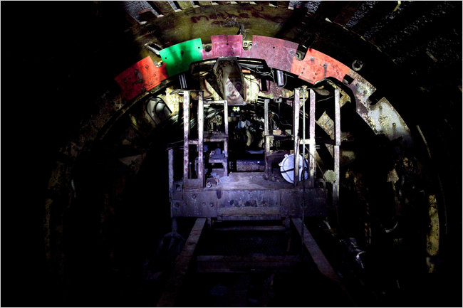 Subterranean Machine Resurrections