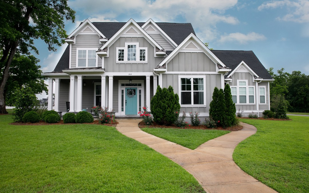 Adding Value With a New Front Door