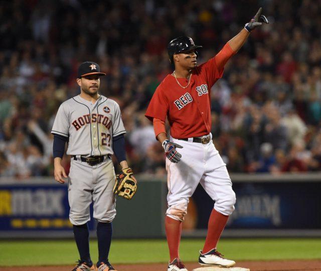 Alcs Preview Boston Red Sox Vs Houston Astros
