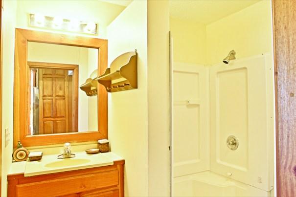 Gonzalez House - Guest bathroom