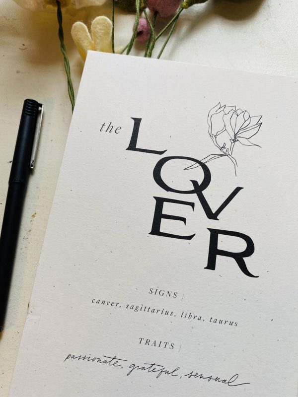 The Lover Journal