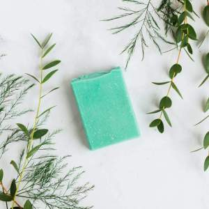 Spearmint and Lemongrass Body Bar Soap