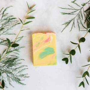 Citrus Blossom Body Bar Soap