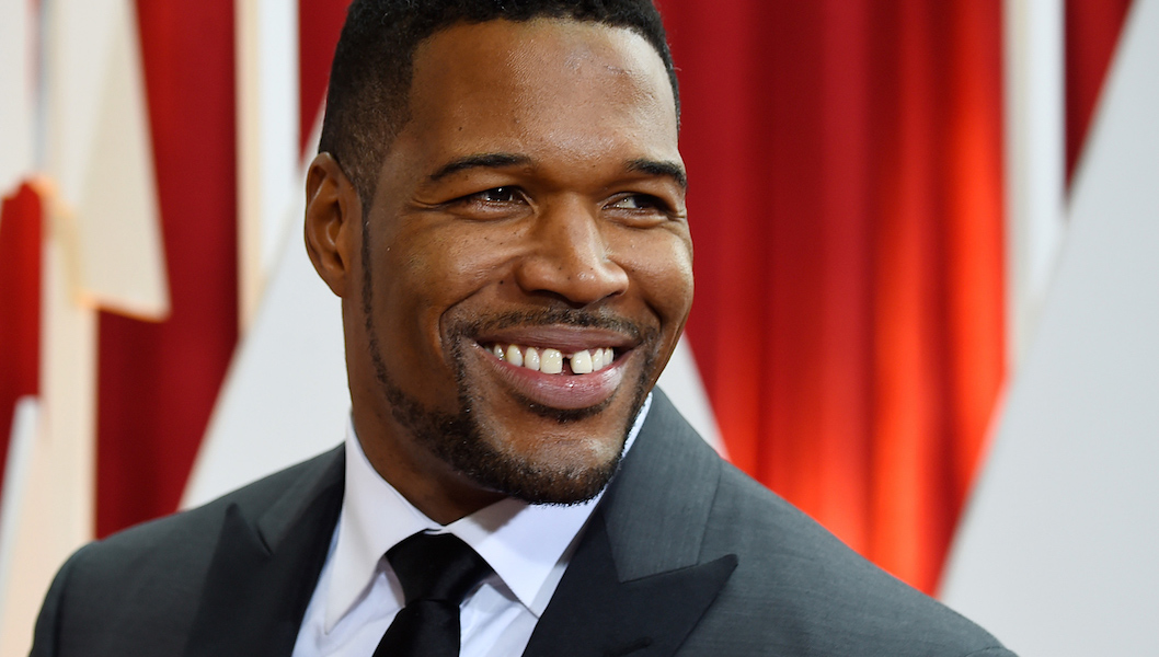Image result for michael strahan 2016