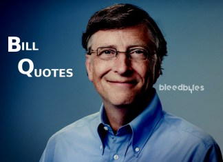 bill gates quotes for success