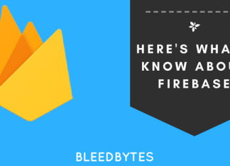 Here's What I Know About Firebase