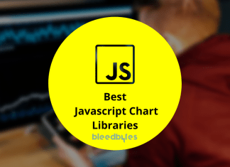 javascript chart library