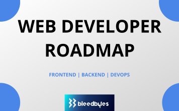 web developer roadmap