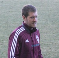 Keeper Clint Irwin sat out today's scrimmage with an injury