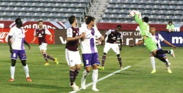 US Open Cup action against Orlando City