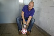Pumping the ball