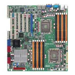 ASUS Z8PE-D12X/IKVM Socket B LGA 1366 Intel 5520 DDR3 Extended ATX Motherboard (90-MSVCB1-G0UAY00T)