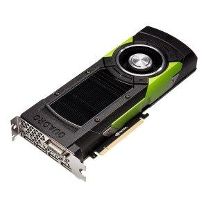 PNY Quadro M6000 12GB GDDR5 Graphics Card (VCQM6000-PB)