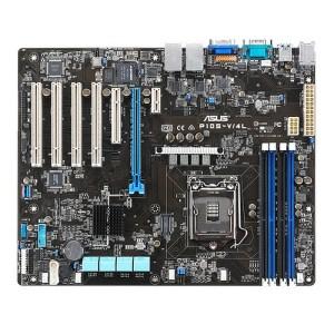 ASUS P10S-V/4L LGA 1151 Intel C236 DDR4 ATX Motherboard (90SB05A0-M0UAY0)