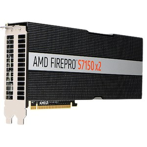 AMD FirePro S7150 x2 16GB GDDR5 Graphics Card (100-505722)