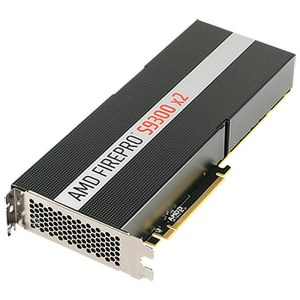 AMD FirePro S9300 x2 8 GB HBM Graphics Card (100-505937)