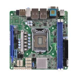 ASRock C236 WSI LGA 1151 Intel C236 DDR4 Mini ITX Motherboard (C236 WSI)