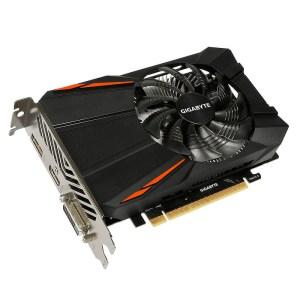 Gigabyte GeForce GTX 1050 Ti D5 4GB GDDR5 Graphics Card (GV-N105TD5-4GD)