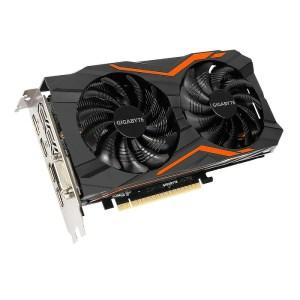 Gigabyte GeForce GTX 1050 Ti G1 Gaming 4 GB GDDR5 Graphics Card (GV-N105TG1-GAMING-4GD)