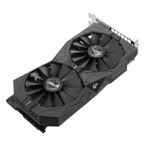ASUS GeForce GTX 1050 ROG Strix Gaming 2 GB GDDR5 Graphics Card (STRIX-GTX1050-O2G-GAMING)
