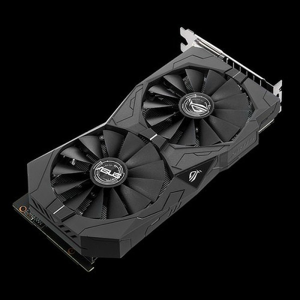 ASUS GeForce GTX 1050 Strix Gaming 2 GB GDDR5 Graphics Card (90YV0AD1-M0NA00)