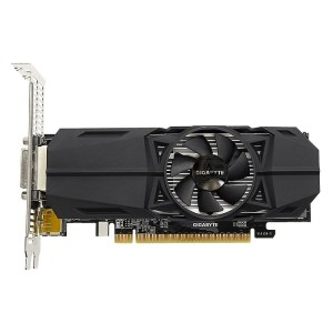Gigabyte GeForce GTX 1050 Ti OC Low Profile 4 GB GDDR5 Graphics Card (GV-N105TOC-4GL)