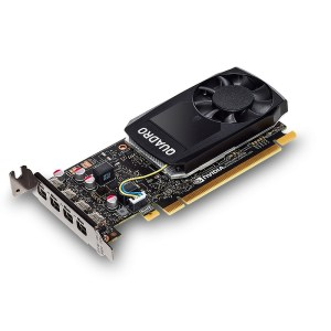 PNY Quadro P1000 4GB GDDR5 Graphics Card (VCQP1000-PB)