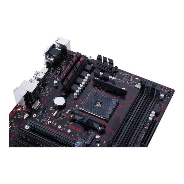 ASUS PRIME B350-PLUS Socket AM4 AMD B350 DDR4 ATX Motherboard (90MB0TG0-M0EAY0)