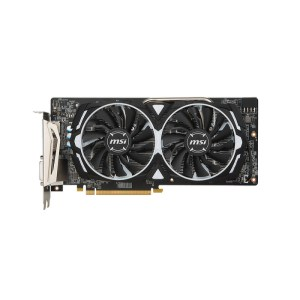 MSI Radeon RX 580 Armor 8GB GDDR5 Graphics Card (V341-064R)
