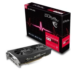 Sapphire Radeon RX 580 PULSE 8GB GDDR5 Graphics Card (11265-05-20G)