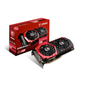 MSI Radeon RX 580 Gaming X 8 GB GDDR5 Graphics Card (RX 580 GAMING X 8G)