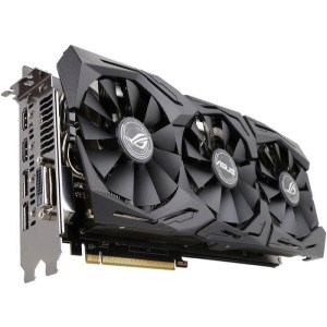 ASUS Radeon RX 580 ROG Strix Gaming 8GB GDDR5 Graphics Card (90YV0AK2-M0NA00)