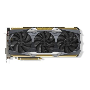 Zotac GeForce GTX 1080 Ti AMP Extreme 11 GB GDDR5X Graphics Card (ZT-P10810F-10P)