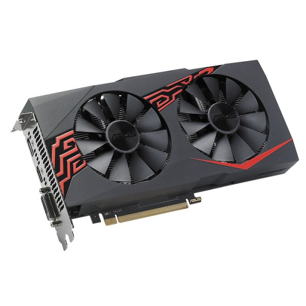 ASUS Radeon RX 570 Expedition 4GB GDDR5 Graphics Card (90YV0AI1-M0NA00)