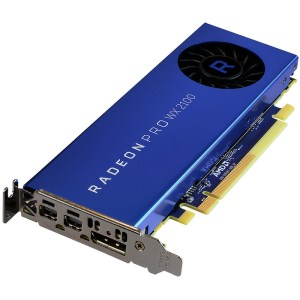 AMD Radeon Pro WX 2100 2GB GDDR5 Graphics Card (100-506001)