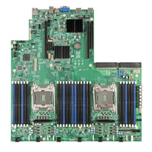 Intel LGA 2011-v3 Intel C612 DDR4 Rack Motherboard (S2600WTTS1R)