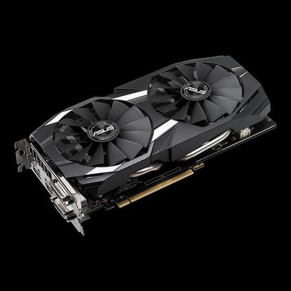 ASUS GeForce GTX 1050 Ti DC2 OC 4GB GDDR5 Graphics Card (90YV0A32-M0NA00)