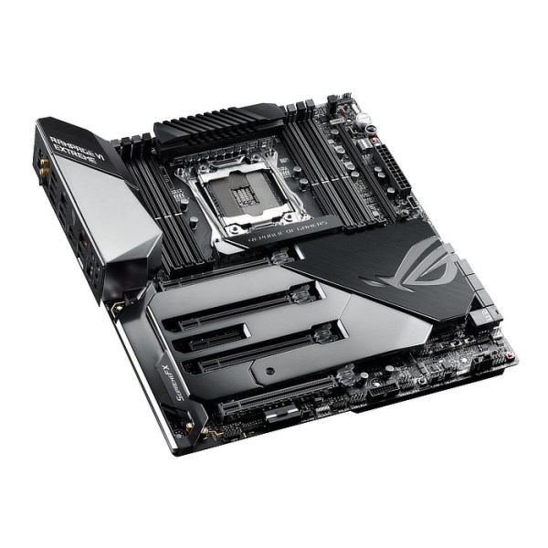 ASUS ROG RAMPAGE VI EXTREME LGA 2066 Intel X299 DDR4 Extended ATX Motherboard (90MB0U30-M0EAY0)