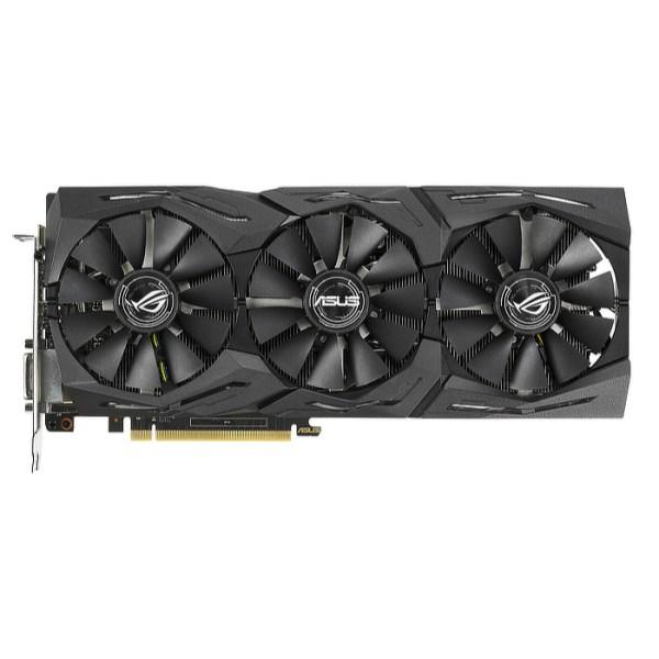 ASUS GeForce GTX 1070 Ti ROG Strix Gaming 8 GB GDDR5 Graphics Card (90YV0BI1-M0NA00)