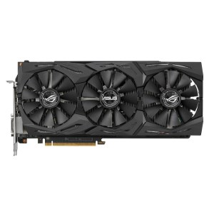 ASUS Radeon RX Vega 56 ROG Strix Gaming OC 8 GB HBM2 Graphics Card (ROG-STRIX-RXVEGA56-O8G-GAMING)
