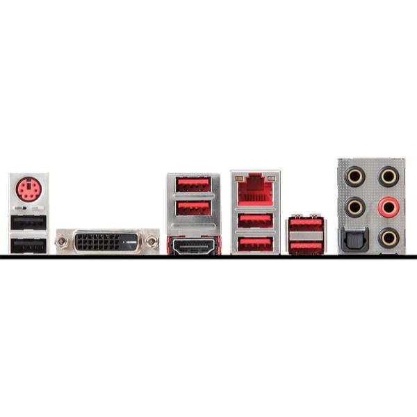 MSI X470 GAMING PLUS Socket AM4 AMD X470 DDR4 ATX Motherboard (X470 GAMING PLUS)